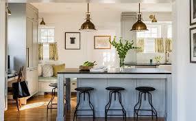 Antique Brass Kitchen Island Lighting Antique Brass Island Pendants Transitional Kitchen