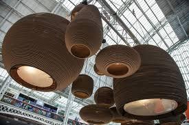 Cardboard Pendant Light Modern Pendant Lighting Options That Celebrate Style