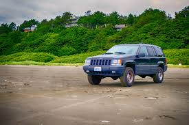 old jeep grand cherokee lifted project zj my first jeep crankshaft culture