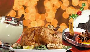 why do we eat turkey on thanksgiving how many calories in a christmas dinner how much you will eat on