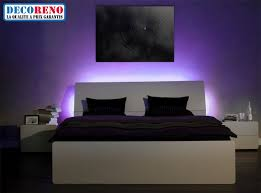 eclairage chambre a coucher led éclairage led chambre rubans led éclairage led