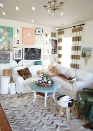 Place Area Rug Living Room Cowhide Rug Living Room Home U0026 Interior Design