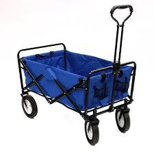 amazon com mac sports collapsible folding outdoor utility wagon
