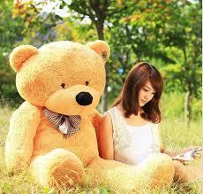 big teddy 80cm 100cm big plush teddy valentines day brown