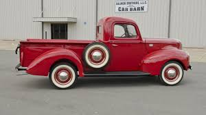 Vintage Ford Truck Apparel - 1940 ford pickup s64 salmon brothers collection 2012
