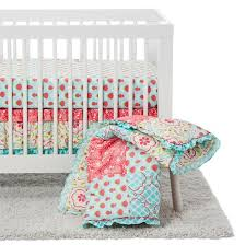 the peanut shell crib bedding set 4pc mila target