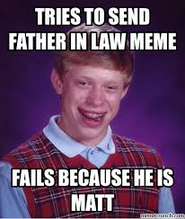 Father In Law Meme - to send father in law meme