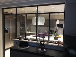 salle de bain aubergine et gris particulier koncept agencement