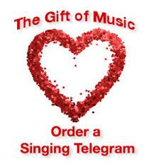 cheap singing telegrams island chorus singing telegrams
