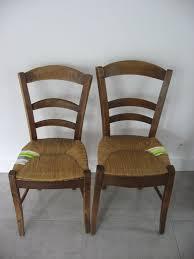 rempailler une chaise rempaillage recyclage et cie
