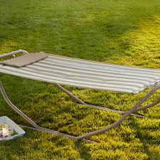 essential garden folding comfort hammock limited availability