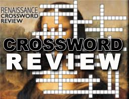 renaissance crossword puzzle review homework renaissance and