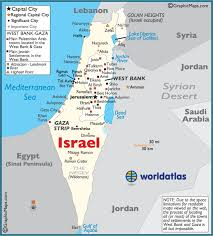 a map of map of palestine palestinian maps and information gaza