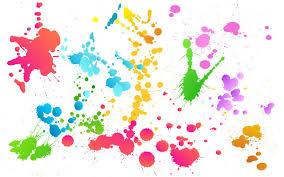 simple paint colorful art wallpaper colorful background wallpapers