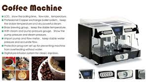 commercial espresso maker coffee machine 240 cup h semi automatic commercial espresso coffee