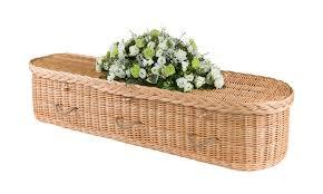 wicker casket wicker coffins caskets