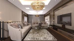 vwartclub double height bedroom