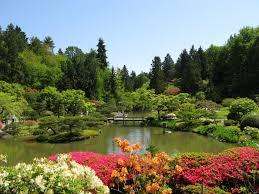 Botanical Gardens Seattle Beautiful Gardens In Washington