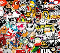 jdm sticker wallpaper wallpaper brands wallpaper ideas