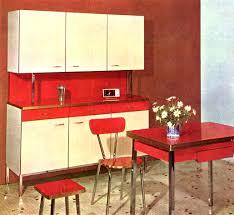 formica cuisine mobilier vintage en formica le style populaire des ées 1960
