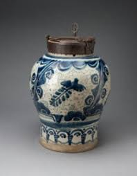 Blue Vase Story Gallery Talk The Global Story Of Talavera Ceramics The Art