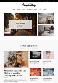 13 best popular wordpress blog magazine themes u0026 templates