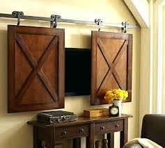 Tv Cabinet Doors Wall Mounted Tv Cabinet With Doors Adca22 Org