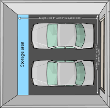 one car garage door opening size for desire garage doors