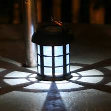 Solar Outdoor Lantern Lights - smart solar wayfair