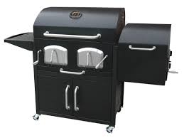 Super Pro Charcoal Grill by Landmann Bravo Premium Charcoal Grill With Smoker U0026 Reviews Wayfair