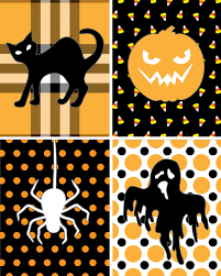 100 halloween invitations free printable template paper trail