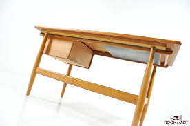 oak sofa tables rare danish teak and oak sofa table modernism