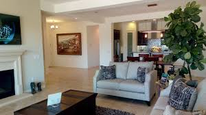 Model Home Living Room by Palm Springs Area Model Home Sold