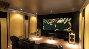 home theater interiors best fresh home theater acoustic wall panels diy 4329