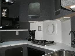 cargo trailer conversion lq 6 x 12 camper tailers pinterest