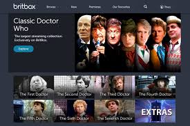 britbox subscription four decades of doctor who arrive on the bbc s britbox