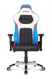Target Video Game Chairs Akracing Premium Style Gaming Chair Tri Color Akracing Usa