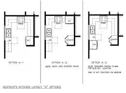 industrial kitchen layout