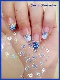 acrylic nails nail art gems by acrylic nails
