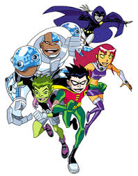 teen titans photos pictures tv guide