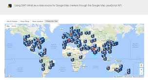 Google Maps Argentina Google App Engine Meets Sap Hana Express Edition Sap Blogs