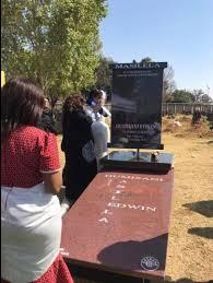 tombstone cost simz ngema rotates dumi masilela s r160k tombstone the