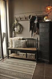 Grey Entryway Table by Pulaski Furniture Hall Chest Decorative Storage Cabinet Pictures