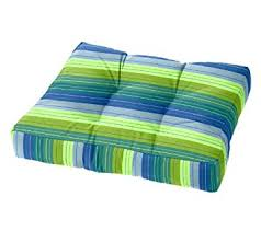 Cushion Ottoman 24 X 20 X 4 Tufted Sunbrella Ottoman Cushion