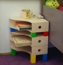 bureau bleu ikea 15 tables de nuit diy faciles à fabriquer ikea hack diy bedside