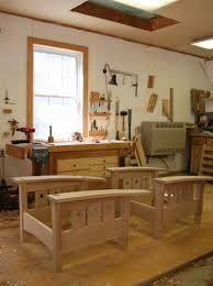 asa u0027s 2 car garage shop finewoodworking