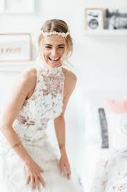 sleeveless wedding dress shop discount gorgeous lace high neck sheath column sleeveless