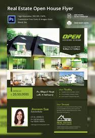 House Design Templates Free by Open House Flyer Template U2013 30 Free Psd Format Download Free