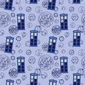 dr who wrapping paper once upon a time fabric wallpaper gift wrap spoonflower