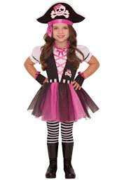 Child Dazzling Pirate Costume 999697 Fancy Dress Ball